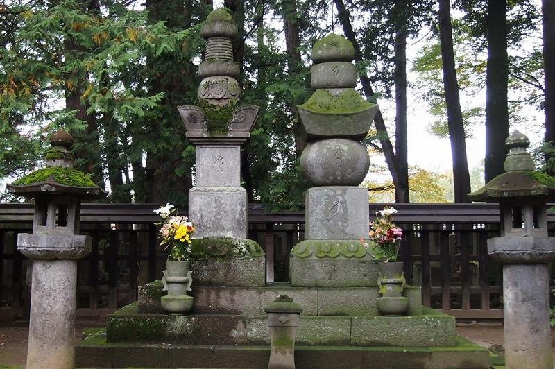 Grave of Takada Shingen