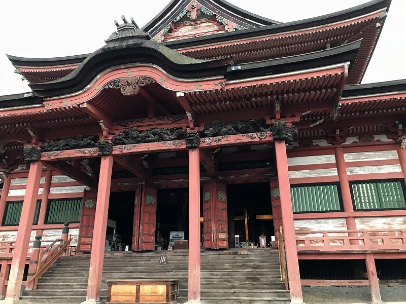 kai zenkouji Temple
