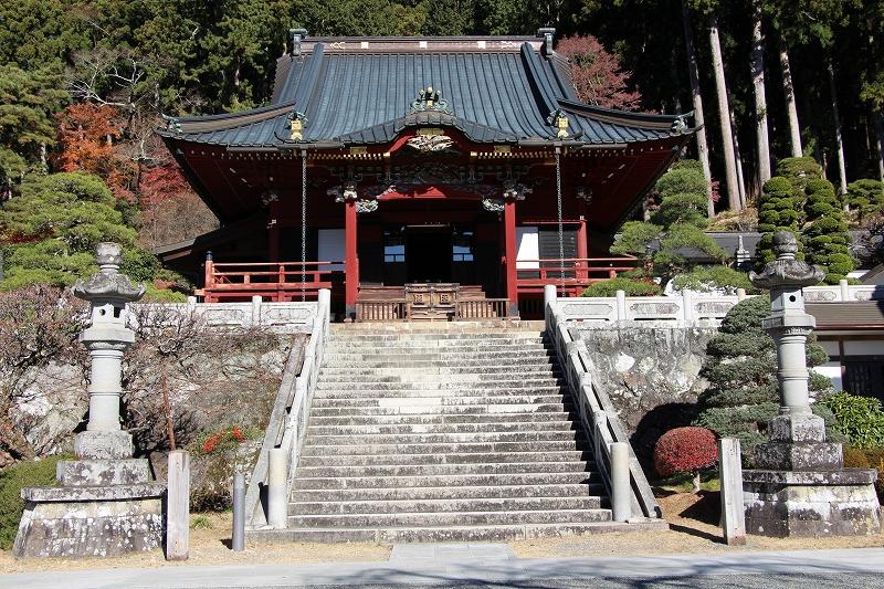 GOSHINKOTSUDO / Nichiren-Shonin's Ashes Hall