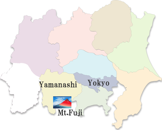 YamanashiGeographical condition